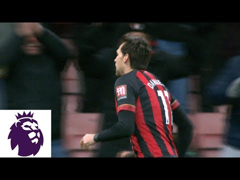 Video: Charlie Daniels' flick caps off Bournemouth's win v. Chelsea | Premier League | NBC Sports