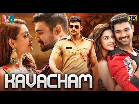 Kavacham Full Movie 4K   Bellamkonda Sreenivas   Kajal Aggarwal   Mehreen Kaur   Dubbed in Kannada