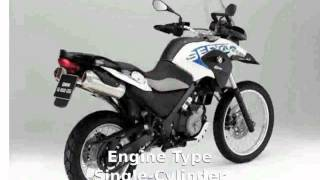6. 2012 BMW G 650 GS - Walkaround