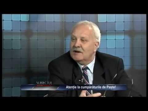 Emisiunea Subiectul zilei – Mihai Terecoasă – 6 aprilie 2015