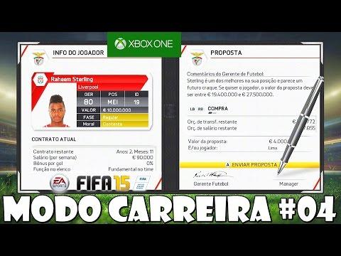 FIFA 15 - Modo Carreira 3Z Temp. - ltimo Dia de Contrataes! 04 Xbox One