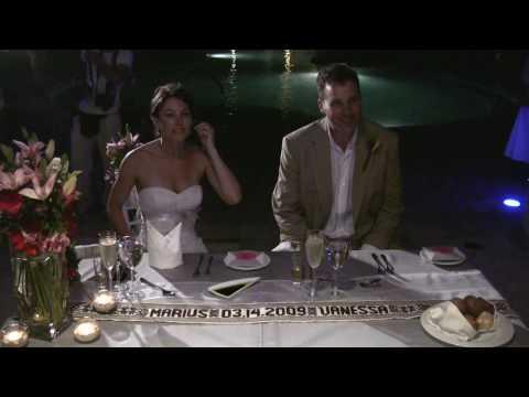 Marius and Vanessa Romantic Wedding 720p