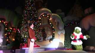 Grinchmas at Universal Orlando 2014 Full Show!