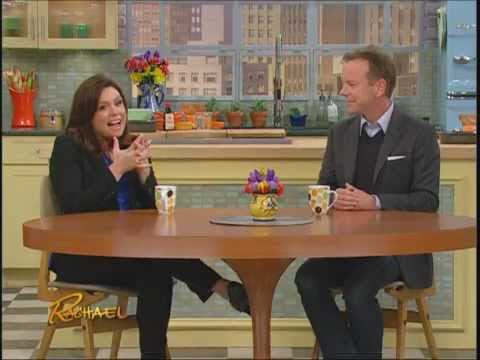 Kiefer Talks 24 Movie on Rachel Ray Show