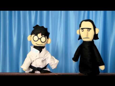 Potter Puppet Pals Short: Martial Arts