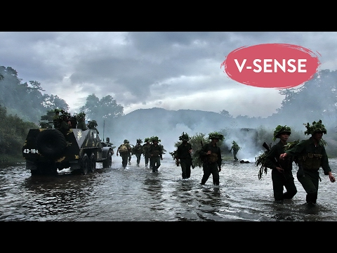 Vietnam vs U.S War Movie | The Legend Makers | English Subtitles