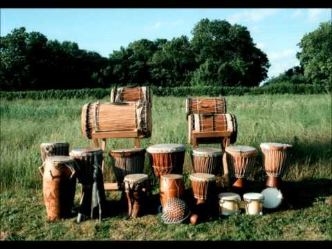 African drums Burundi Warriors Of the Drum