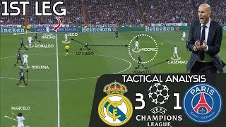 Video How Zidane's Genius Substitutions Earned Real Madrid The Comeback Win Against PSG: Tactical Analysis MP3, 3GP, MP4, WEBM, AVI, FLV Februari 2018