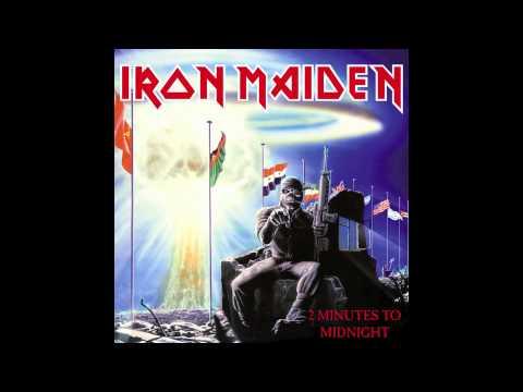Iron Maiden - 2 Minutes To Midnight / Rainbow's Gold