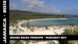 The Grand Bahia Principe Jamaica was my Five Star Hotel in Victorian style, located on the north coast of the third-largest island...