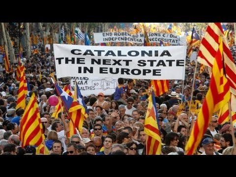 Euronews - http://www.euronews.com/ Scotland, Catalonia and Flanders are among a number of European regions with yearnings for autonomy, if not outright independence. T...