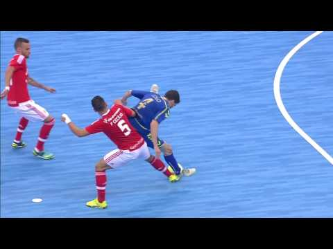 Futsal Intercontinental Cup 2016: Highlights Movistar Inter - SL Benfica