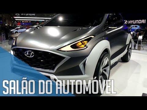 Salão do Automóvel SP 2018 - Novidades da Hyundai
