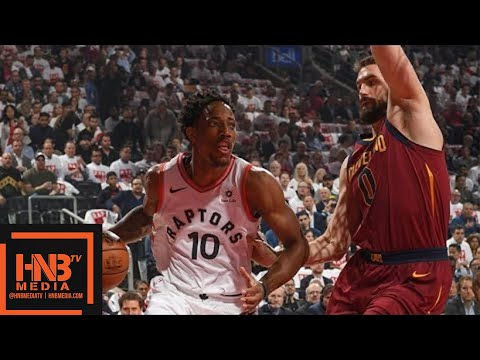 Cleveland Cavaliers vs Toronto Raptors 1st Half Highlights / Game 1 / 2018 NBA Playoffs - Thời lượng: 5:53.
