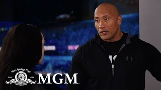 FIGHTING WITH MY FAMILY | On The Phone | MGM