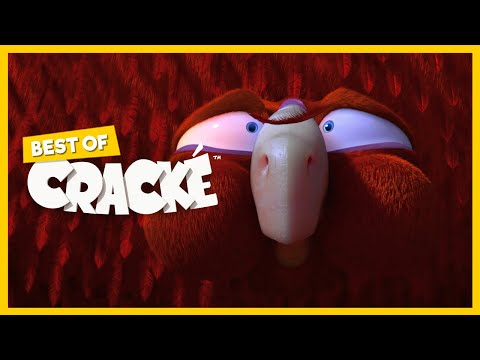 CRACKE - BIG LUNGS | Compilation | Cartoons for kids | by Squeeze