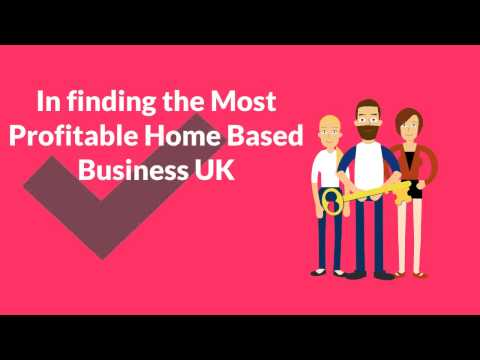 Most Profitable Home Based Business UK