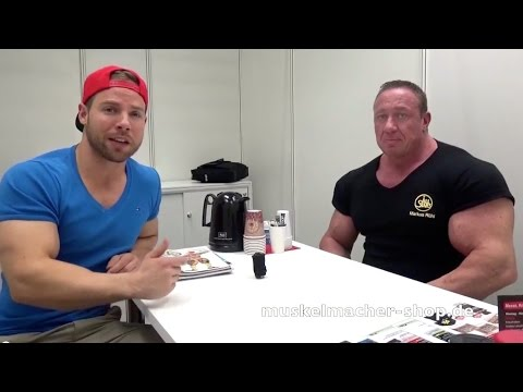 Rühltalk – Markus Rühl über Natural Bodybuilding und den Fitness Hype
