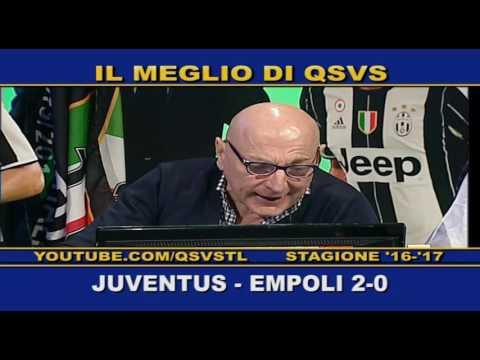 qsvs - i gol di juventus - empoli 2-0