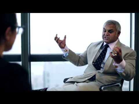 TOPSGRUP Global Chairman Dr. Richie Nanda speaks exclusively to IBTimes TV