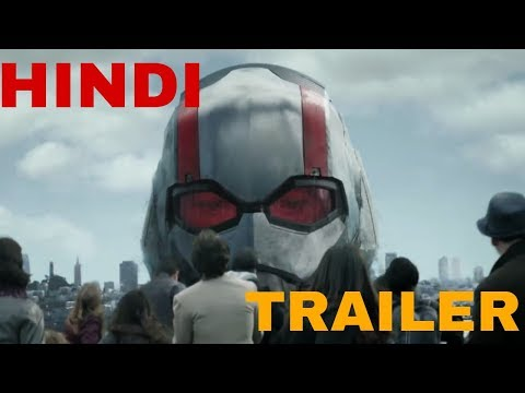 ANTMAN And The WASP - Hindi Trailer ( Fan Dubbed )