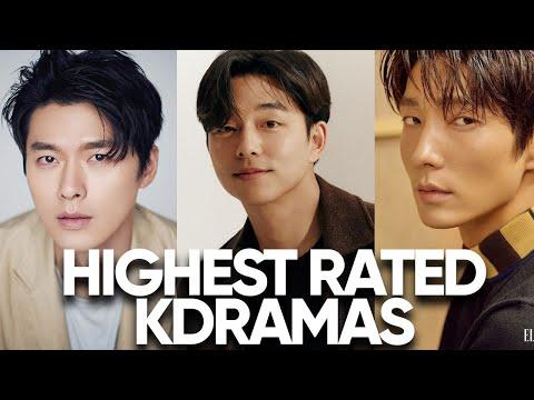 17 BEST Korean Dramas (2005-2020) THAT WILL BLOW YOU AWAY! [Ft. HappySqueak]