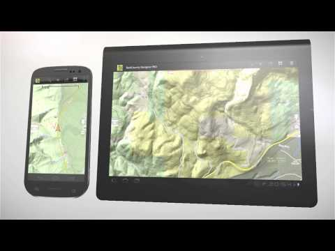 Video of BackCountry Nav Topo Maps GPS