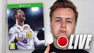 FIFA 18 PACKS - MIJN EERSTE IF & DURE SPELERS! [LIVESTREAM]