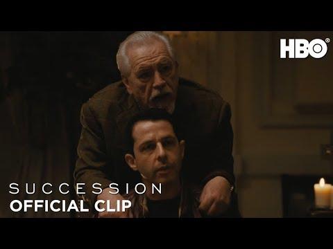 Succession: Boar On The Floor (Season 2 Episode 3 Clip) | HBO