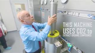 C02 Extraction of Cannabis shown in 45 Seconds. by Slower Future