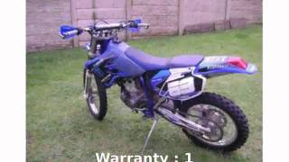 8. 2004 Yamaha WR 250F - Features