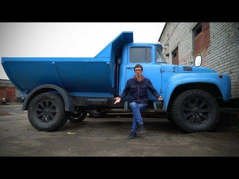 Зил 600сил снова стал грузовиком.