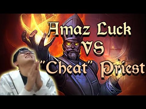 Amaz Luck vs \