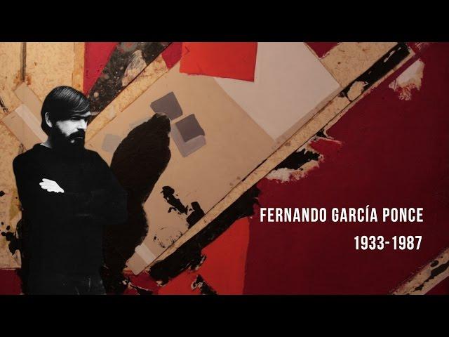 Fernando García Ponce, a 83 años de su nacimiento