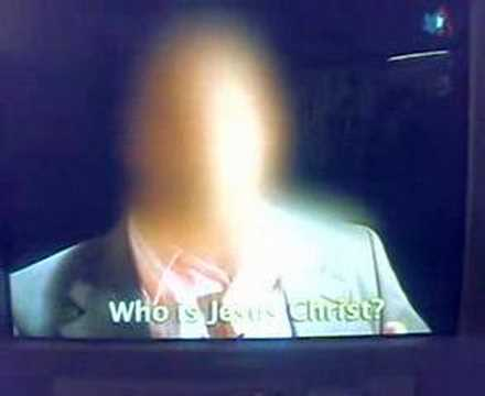 A Muslim's Christian Testimony
