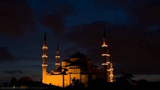Istanbul, Blue Mosque timelapse