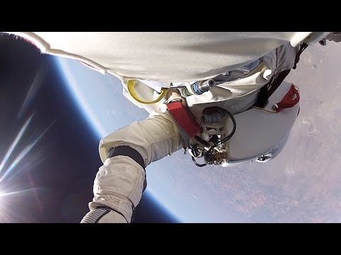Red Bull Stratos The Full Story Super Bowl Ad Featuring Felix Baumgartner  s Red Bull Stratos