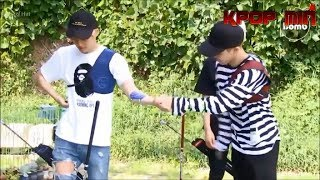 Video How BTS members bullying JIN (Evil Dongsaengs - Poor Hyung) #SaveJin MP3, 3GP, MP4, WEBM, AVI, FLV Juni 2018