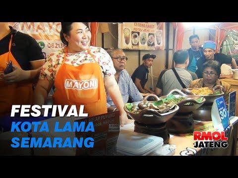 Festival Kota Lama Semarang Kembali Digelar