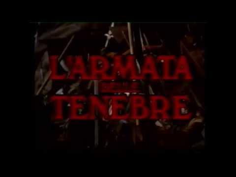 L'ARMATA DELLE TENEBRE - TRAILER ITA