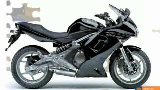 3. 2007 Kawasaki Ninja 650R Features & Info
