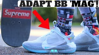 AUTOLACING SNEAKER: NIKE ADAPT BB AUTO LACING