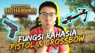 Video FUNGSI RAHASIA PISTOL & CROSSBOW! - PUBG Mobile Indonesia MP3, 3GP, MP4, WEBM, AVI, FLV Maret 2019