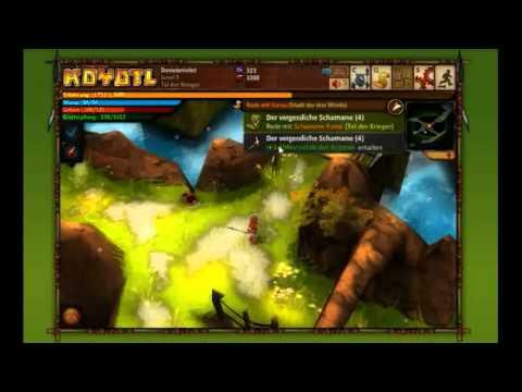 Koyot: Kostenloses Browsergame im Test