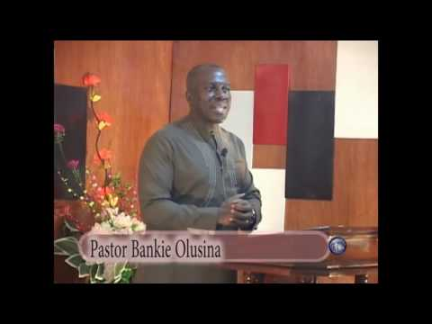 The High Calling 2.  Faith and spiritual progress with pastor Bankie Olusina