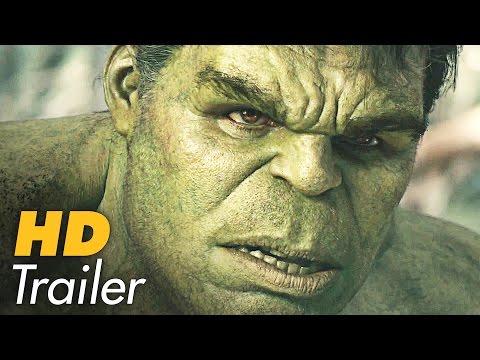 THE AVENGERS 2: AGE OF ULTRON Trailer #2 [2015] MARVEL 4K