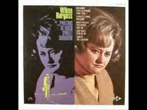 Wilma Burgess - Misty Blue
