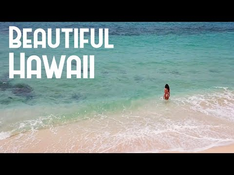 Beautiful Hawaii - Aerial & Macro