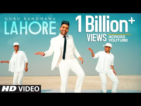 Guru Randhawa: Lahore (Official Video) Bhushan Kumar | DirectorGifty | T-Series