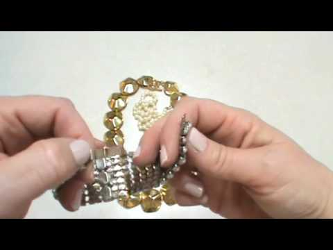 101PNV01:How to Tell Real Jewelry from Costume Jewelry with Jewelry Naviagator